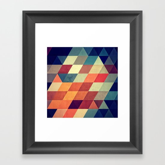 nyvyr Framed Art Print