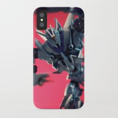 Soundwave Slim Case iPhone X