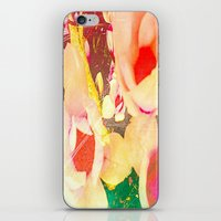 spice iPhone & iPod Skins featuring Spice up by Tyland Creations