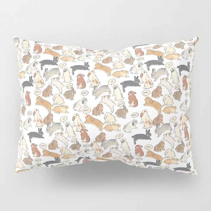 My sweet rabbit Pillow Sham