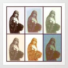 Gypsies 6 Art Print