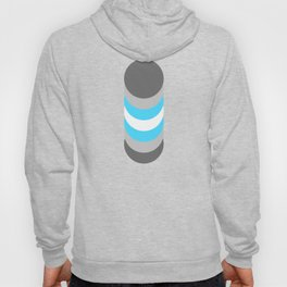 Demiboy in Shapes Hoody
