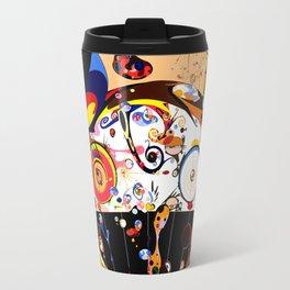 Tan Tan Bo by Takashi Murakami Travel Mug
