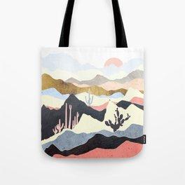 Desert Summer Tote Bag