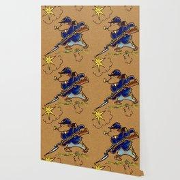Ape Civil War: Union Infantry Wallpaper