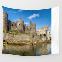 Conwy Castle Wall Tapestry