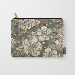 Aloha Camouflage  Carry-All Pouch