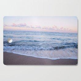 Ocean Morning Cutting Board