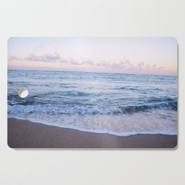 Ocean Morning Cutting Board