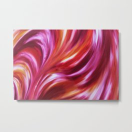 Fire and wind part 5 Metal Print