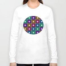 Dot Squared Long Sleeve T-shirt