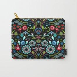 Scandinavian Inspiration (Black) Carry-All Pouch