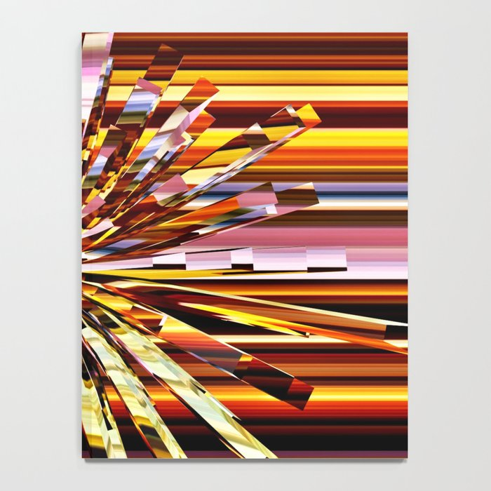 Energy Burst Notebook