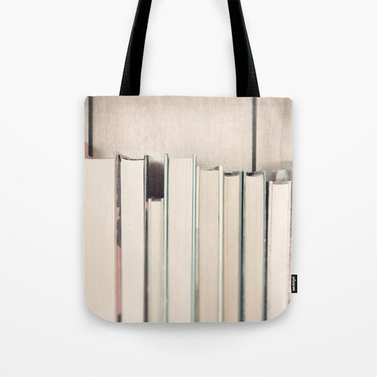 The Book Collection Tote Bag
