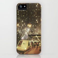 Enter the night  Slim Case iPhone SE