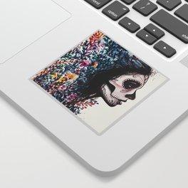 Twisted Up Sticker