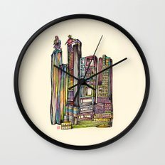 North Point Wall Clock