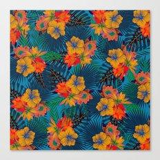 My Tropical Garden 17 Canvas Print