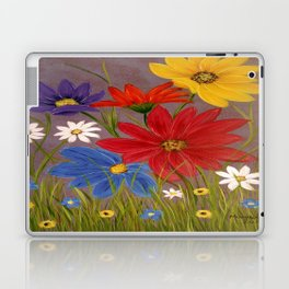 Wildflower-2 Laptop & iPad Skin