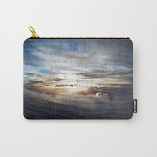 Vengeful sky Carry-All Pouch
