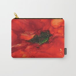 Remembrance Poppy Carry-All Pouch