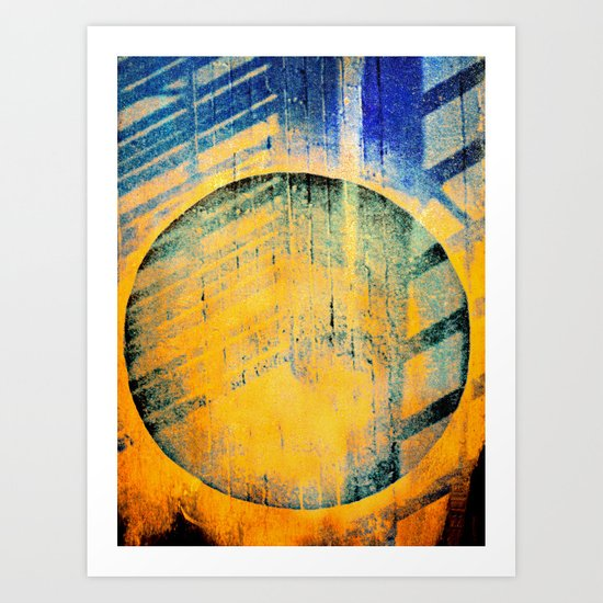 Balder Art Print