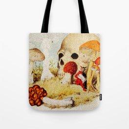 Shroombook Tote Bag