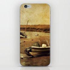 Blakeney Boats 2 iPhone & iPod Skin