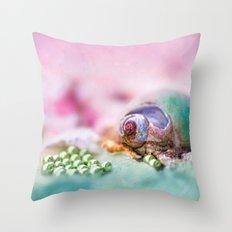 SECRETS Throw Pillow