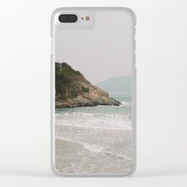 From Big Wave Bay Clear iPhone Case