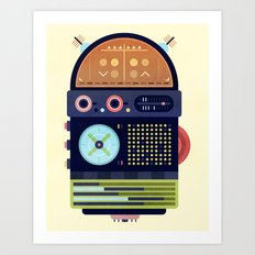 Device from another world #2 Art Print