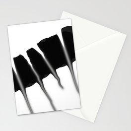 Reverse Lightining Stationery Cards