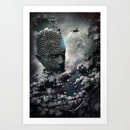 Northern Sky Art Print