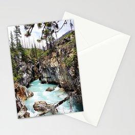 Marble Falls Alberta Canada Stationery Cards