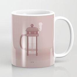 Coffee Maker Series - French Press Coffee Mug