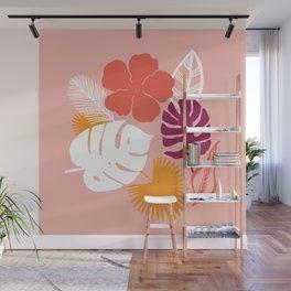 aloha, print Wall Mural