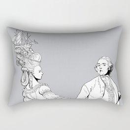 Duke and Duchess Rectangular Pillow