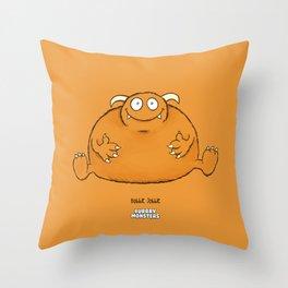 Bobblejobble Throw Pillow