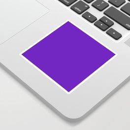 The Purple Sticker