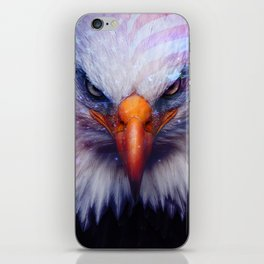 American Flag & Eagle iPhone Skin