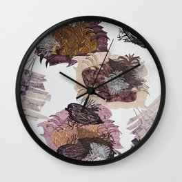 Carbonation Collection: autumn Wall Clock