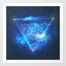 Vexatious Stars Art Print
