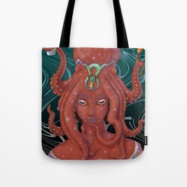 Hundread the Cephalopodian Tote Bag