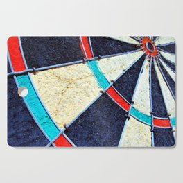Dartboard Cutting Board