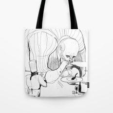 the big gourmand Tote Bag