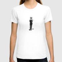 suit T-shirts featuring Suit by Random6ix