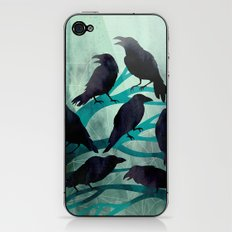 The Gathering iPhone & iPod Skin