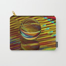 Golden Ball Carry-All Pouch