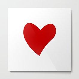 Hearts Against Hate 141 Metal Print
