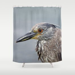 Should I Stay or Should I Go Shower Curtain